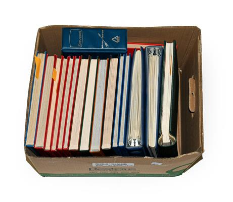 Europe in Three Cartons, many 1000s mint and used with hardly any duplication, main focus 20th - Image 2 of 6