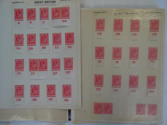 Great Britain, Commonwealth and Worldwide, vintage collection of great charm, offered intact as - Image 7 of 9