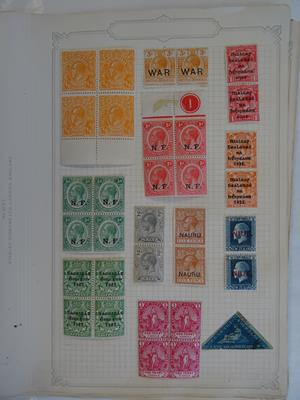 Great Britain, Commonwealth and Worldwide, vintage collection of great charm, offered intact as - Image 8 of 9