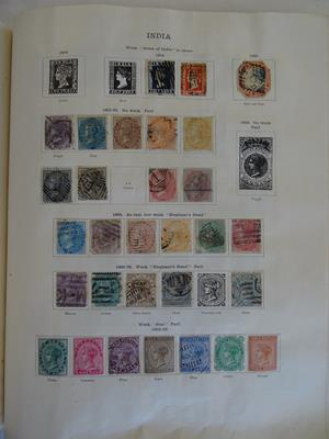 British Commonwealth, very pleasing mint and used collection housed in a New Ideal album for - Image 4 of 6