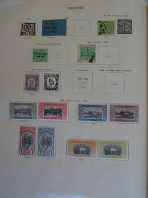 British Commonwealth, very pleasing mint and used collection housed in a New Ideal album for - Image 6 of 6