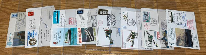 Autographs: 1966 World Cup winners, Neil Armstrong, etc. Very interesting group of 16 - Image 2 of 5