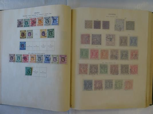 British Commonwealth, very pleasing mint and used collection housed in a New Ideal album for - Image 2 of 6