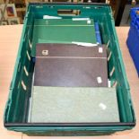 Spain Colonies collections in thirteen stock books (plus sundry loose material on pages and in