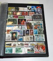 European & other Foreign Issues displayed in a large stockbook,with mint or unmounted 1940's-90's,