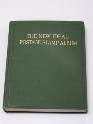 British Commonwealth, very pleasing mint and used collection housed in a New Ideal album for