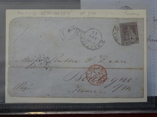 Worldwide Covers, Three Boxes of about 2500+ all-world covers 19th century onwards, including two - Image 11 of 12