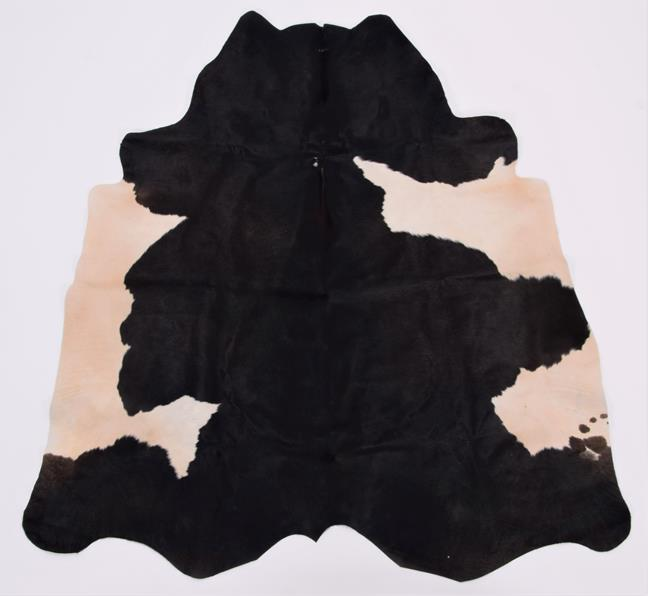Hides/Skins: A Collection of Cow & Calf Hides, modern, a large Cow hide rug, printed as a Zebra, - Image 2 of 3