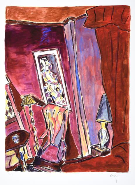 Bob Dylan (b.1941) American ''The Drawn Blank Series'', (2014) Including ''Train Tracks'', '' - Image 9 of 10