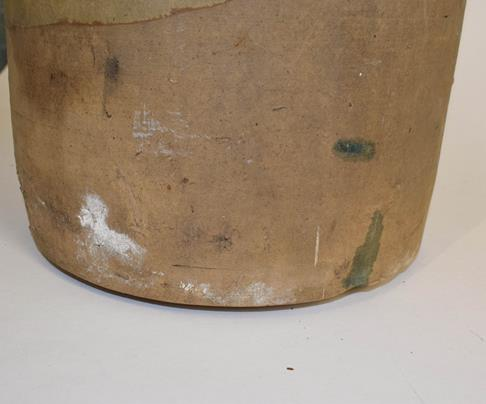 A 19th century baluster stoneware flagon, H Masterman of Thirsk, 50cm, together with another - Image 9 of 10