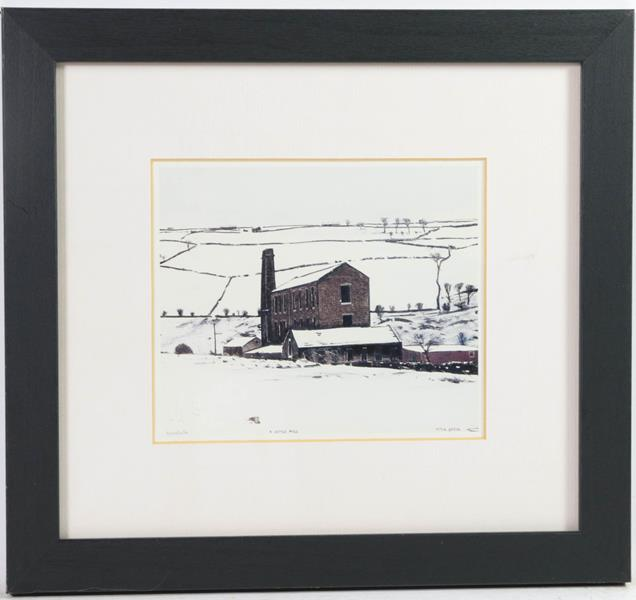 After Peter Brook RBA (1927-2009) ''Man Refusing an Offer for His Dog'' Signed and numbered A/P 5/ - Image 4 of 6