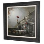Bob Barker (Contemporary) ''Kami-Karsi'' Signed and numbered 9/25, giclee print on board, 64.5cm