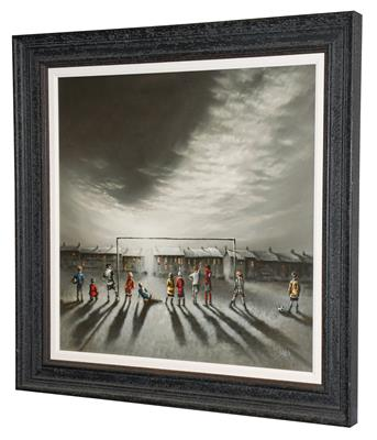 Bob Barker (Contemporary) All for one Signed and numbered 13/25, giclee print on board, 64.5cm by