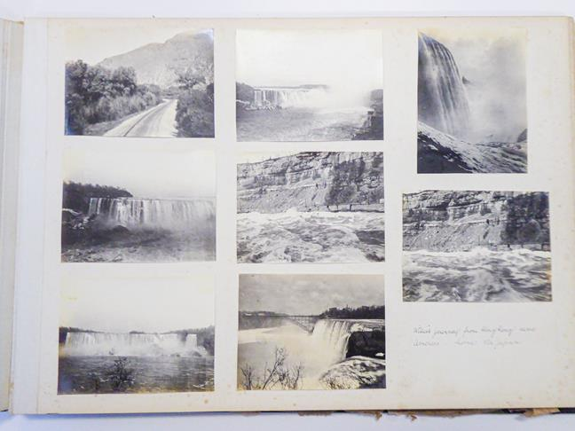 Hong Kong. Photograph album depicting a tour by Lieutenant William Gray Rawlinson (1890-1915), 2nd - Image 10 of 11