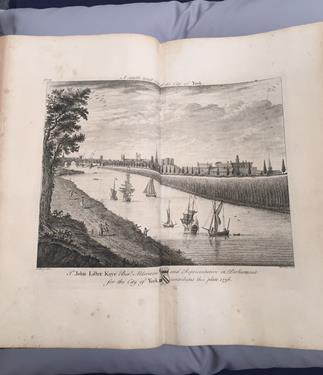 Drake (Francis). Eboracum: or the History and Antiquities of the City of York, London: William - Image 4 of 9