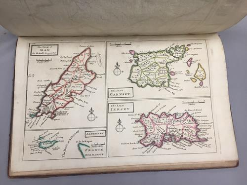 Moll (Herman). A Set of Fifty New and Correct Maps of England and Wales, etc. With the Great Roads - Image 7 of 7