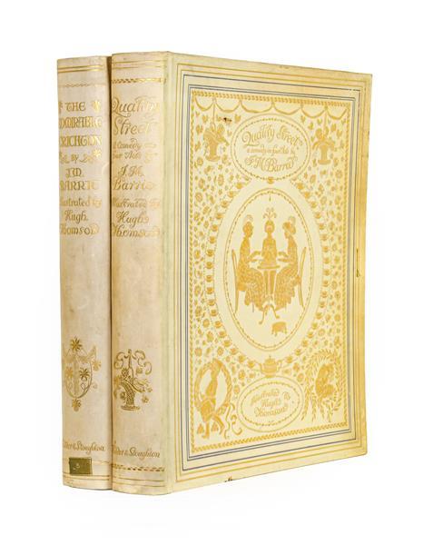 Thomson (Hugh, illustrator). The Admirable Crichton. By J. M. Barrie, London: Hodder & Stoughton, [