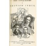 Stocqueler (J. H.). India: its History, Climate, Productions; with a Full Account of the Origin,
