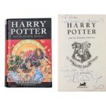 Rowling (J. K., 1965-). Harry Potter and the Deathly Hallows, London: Bloomsbury, 2007. 8vo,