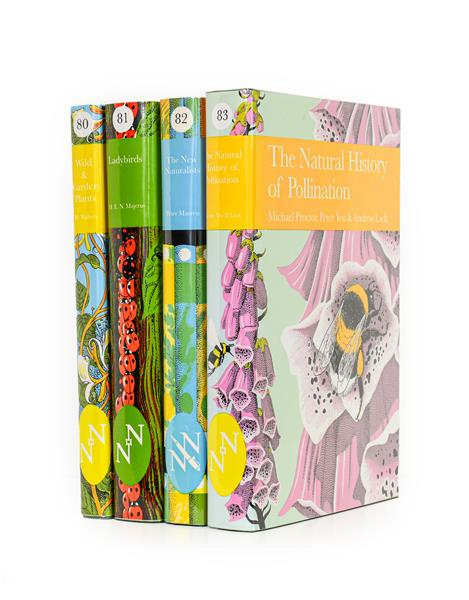 New Naturalists. Wild and Garden Plants; Ladybirds; The New Naturalists; The Natural History of