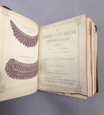 Baynes (Mrs G. J.). [Sammelband of knitting and needlework manuals], London: Simpkin, Marshall & - Image 5 of 9