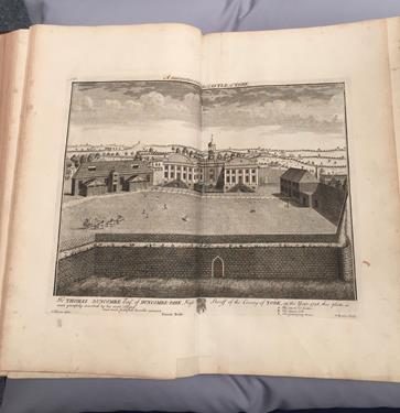 Drake (Francis). Eboracum: or the History and Antiquities of the City of York, London: William - Image 7 of 9