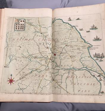 Drake (Francis). Eboracum: or the History and Antiquities of the City of York, London: William - Image 6 of 9