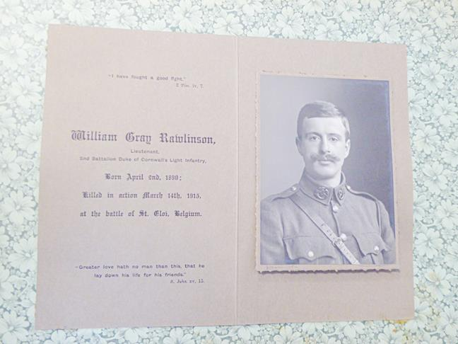 Hong Kong. Photograph album depicting a tour by Lieutenant William Gray Rawlinson (1890-1915), 2nd - Image 8 of 11