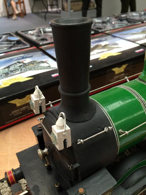 3 3/4'' Gauge Static Model Of Stockton & Darlington Railway 0-6-0 Bouch Class 1001 Locomotive And - Image 10 of 20