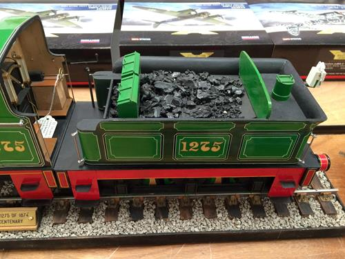 3 3/4'' Gauge Static Model Of Stockton & Darlington Railway 0-6-0 Bouch Class 1001 Locomotive And - Image 7 of 20