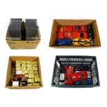 Burago A Collection Of 11 1:18 Scale Models together with one by Beanstalk (all unboxed) assorted