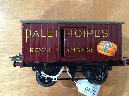 Hornby Series O Gauge Palethorpes Sausage Van (E box G) - Image 3 of 7