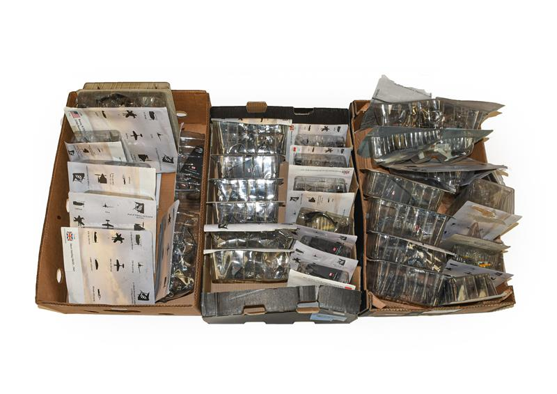 Amer Aircraft A Collection Of 32 Assorted Examples (all in blister boxes)