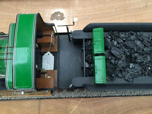 3 3/4'' Gauge Static Model Of Stockton & Darlington Railway 0-6-0 Bouch Class 1001 Locomotive And - Image 13 of 20