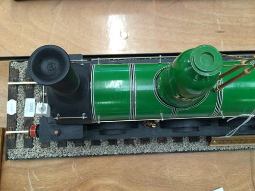 3 3/4'' Gauge Static Model Of Stockton & Darlington Railway 0-6-0 Bouch Class 1001 Locomotive And - Image 11 of 20