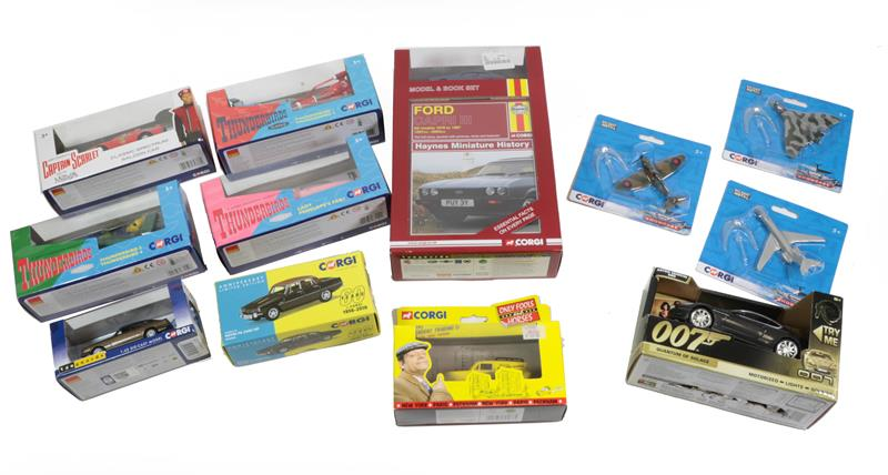 Various Diecast And Other Models including Corgi Gerry Anderson FAB1, Thunderbird 2/4, Thunderbird - Image 3 of 4