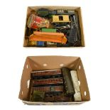 Bing For Bassett-Lowke O Gauge Locomotive And Coaches 4-4-0 MR 1000 and tender (lacks motor and