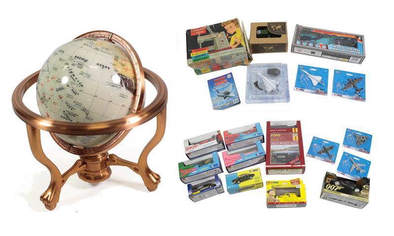 Various Diecast And Other Models including Corgi Gerry Anderson FAB1, Thunderbird 2/4, Thunderbird