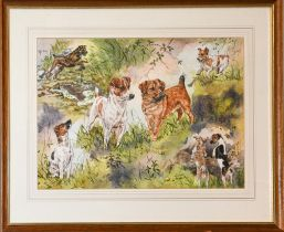 Gillian Harris (20th century) ''Terriers, Holy Terrors'' and ''Springer group, future and present'',