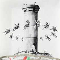 Banksy (b.1974) ''Walled off Hotel, Box Set'' (2017) Offset lithograph, accompanied with a