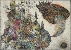 Jake and Dinos Chapman (b.1966) & (b.1962) ''The Birth of Ideas'' Signed and inscribed A/P,