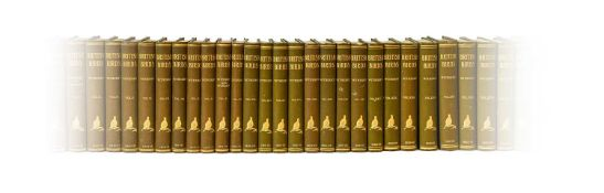 Witherby (H. F., & others, editors). British Birds, 112 volumes, 1907-2019