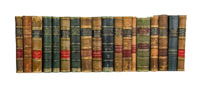 Mining. North of England Institute of Mining Engineers. Transactions, 18 volumes, 1856-1902