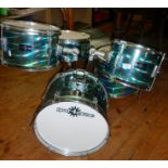 "A ""Gear4music"" drum kit"