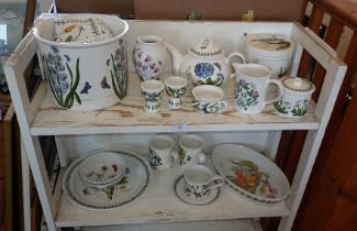 Quantity of Portmeirion tableware