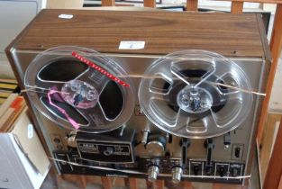 Akai 4000DB reel to reel tape recorder