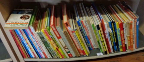 Large collection of children's annuals