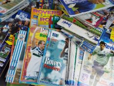 Football Programmes. A large amount of general football programmes 1970s onwards unsorted.
