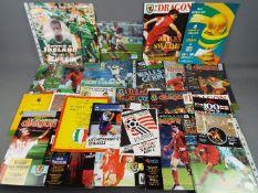 International Football Programmes.