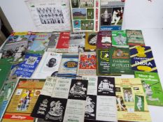 Cricket - a collection in excess of thirty international tour guides to include Fight for the Ashes